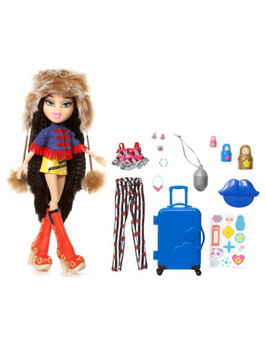 Bratz Study Abroad Jade to Russia Doll-NO COLOUR-One Size