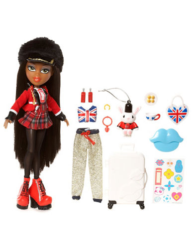 Bratz Study Abroad Sasha to UK Doll-NO COLOUR-One Size