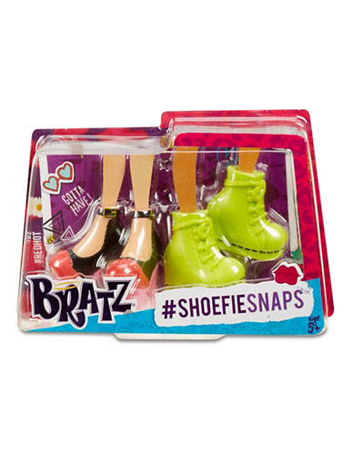 Bratz ShoefieSnaps Pack 5-NO COLOR-One Size