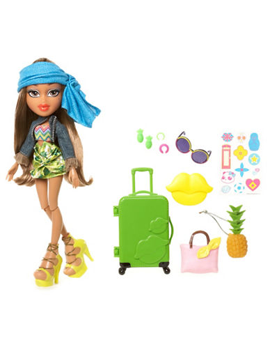 Bratz Study Abroad Yamin to Brazil Doll-NO COLOUR-One Size