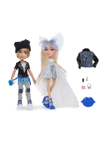 Bratz Metallic Madness Cameron and Cloe Two-Pack Dolls-NO COLOUR-One Size