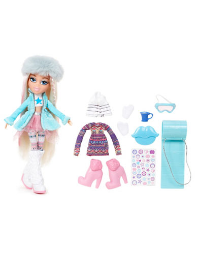 Bratz SnowKissed Cloe Doll-NO COLOUR-One Size