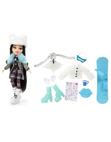 Bratz SnowKissed Jade Doll-NO COLOUR-One Size