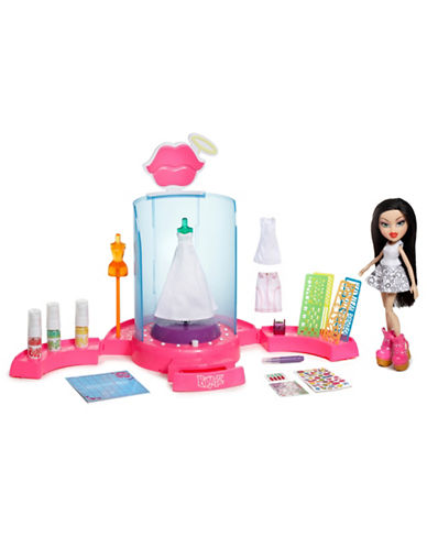 Bratz Create It Yourself Fashion Playset with Jade Doll-NO COLOUR-One Size
