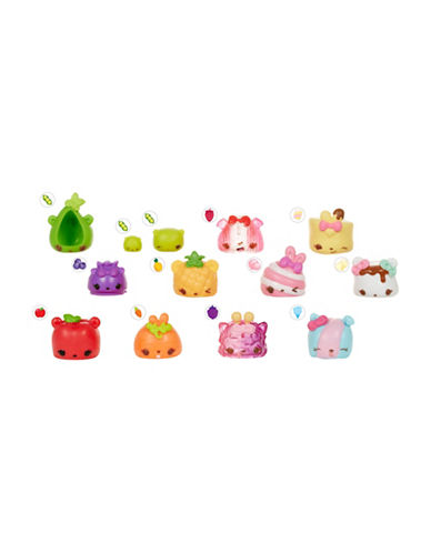 Num Noms Num Noms Lunch Box Deluxe Pack Series 3- Style 2-MULTI-COLOURED-One Size