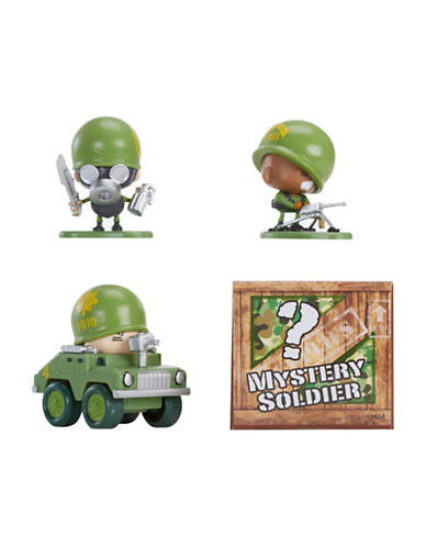 Algm Awesome Little Green Men 4-Piece Starter Pack Series 1- Ranger Unit-MULTI-COLOURED-One Size