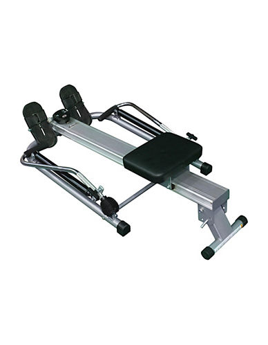 Sirius Fitness Fitness Rowing Rower Machine-SILVER/BLACK-One Size