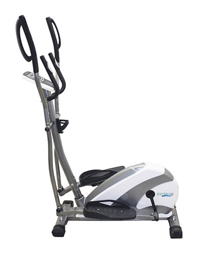 Body Break The Body Break 902 Elliptical Machine-SILVER/BLACK-One Size
