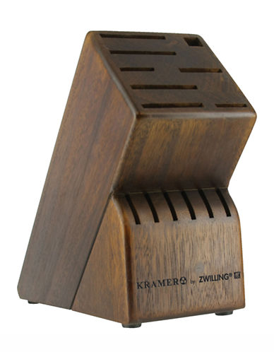Bob Kramer Kramer By Zwilling Walnut Storage Block-BROWN-One Size