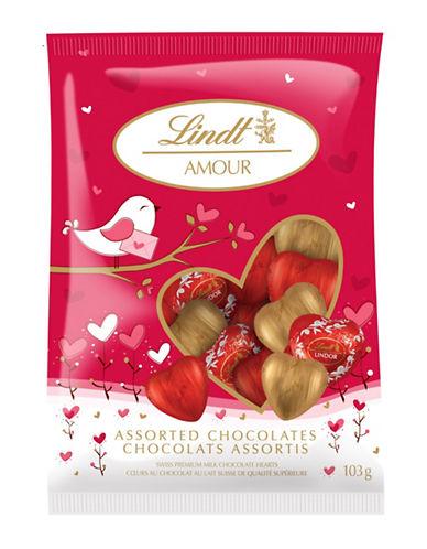 Lindt Valentine Hearts Bag-NO COLOUR-One Size