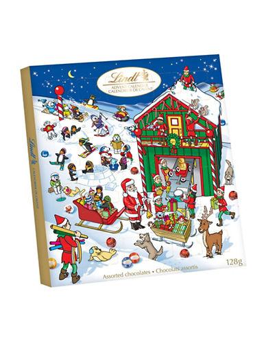 Lindt Chocolate Advent Calendar-NO COLOUR-One Size