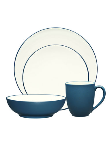 Noritake Colorwave 4 Piece Place Setting-LUE-One Size