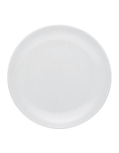 Noritake Wow Wave Round Platter-WHITE-One Size