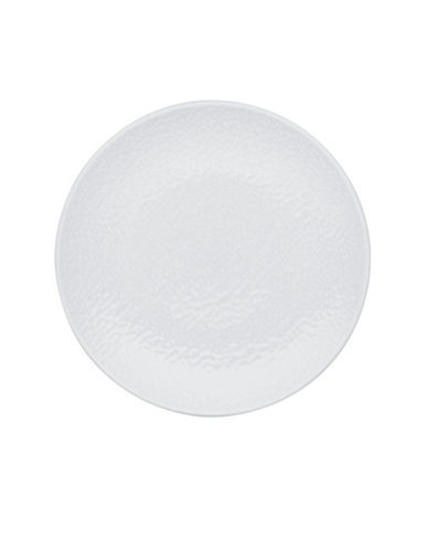 Noritake Wow Snow Salad Plate-WHITE ON WHITE-One Size