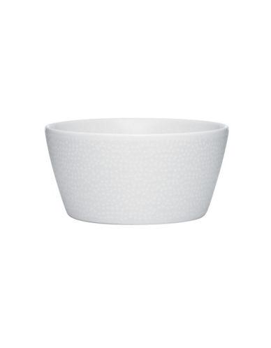 Noritake Wow Snow Cereal-WHITE ON WHITE-One Size