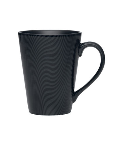 Noritake Bob Dune Mug 12 Oz-BLACK ON BLACK-One Size 85845455_BLACK ON BLACK_One Size