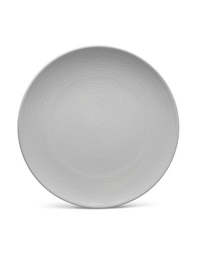 Noritake GoG Swirl Salad Plate-GREY-18.5in