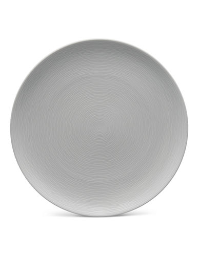 Noritake GoG Swirl Dinner Plate-GREY-One Size