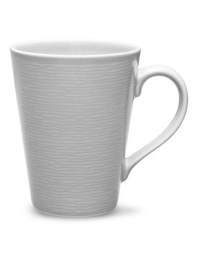 Noritake Swirl GOG 6 Inch Mug-GREY-One Size