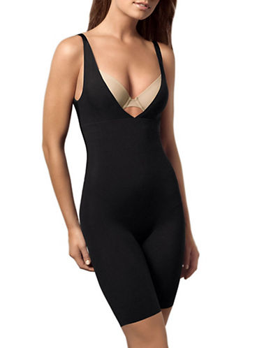 Maidenform Wear Your Own Bra Singlette-BLACK-X-Large
