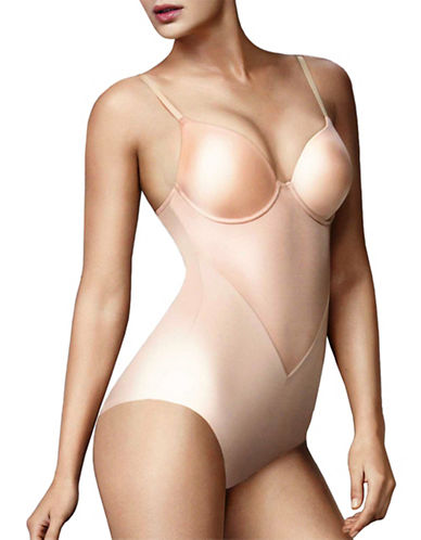 Maidenform Comfort Devotion Extra Coverage Everyday control Bodybriefer-BEIGE-34D