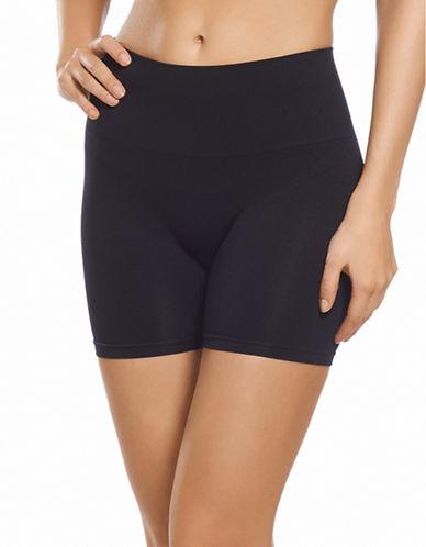 Jockey Seamless Shaping Shorts-BLACK-Small