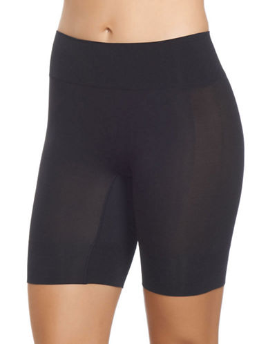 Jockey Skimmies Wicking Slip Shorts-BLACK-Medium