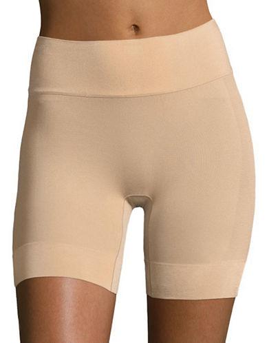 Jockey Skimmies Short-Length Wicking Slipshorts-LIGHT-Medium
