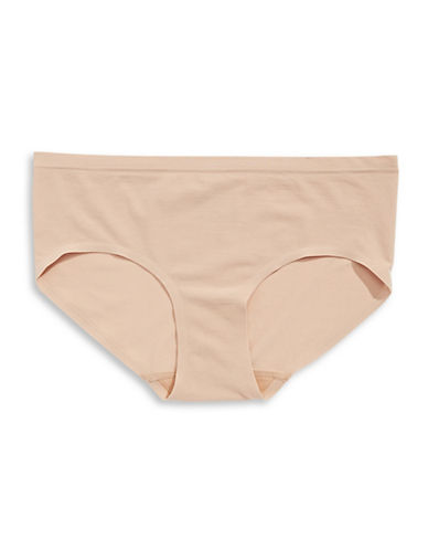 Jockey Microfibre Seamfree Air Hipsters-LIGHT NUDE-5
