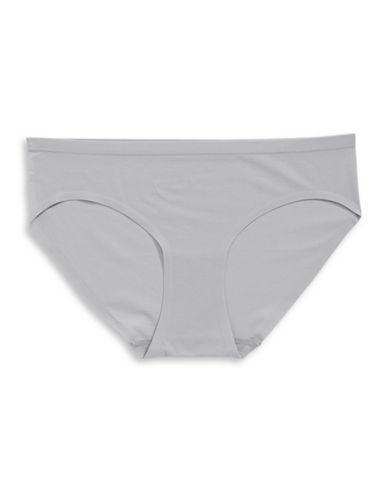 Jockey Microfibre Seam Free Air Bikini Panty-GREY-8