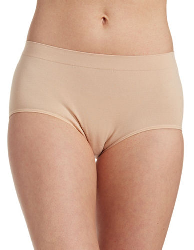 Jockey Comfies Touch Briefs-NUDE-9