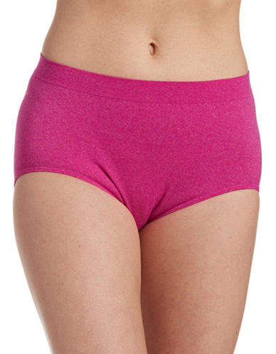 Jockey Comfies Touch Briefs-FUSCHIA-8