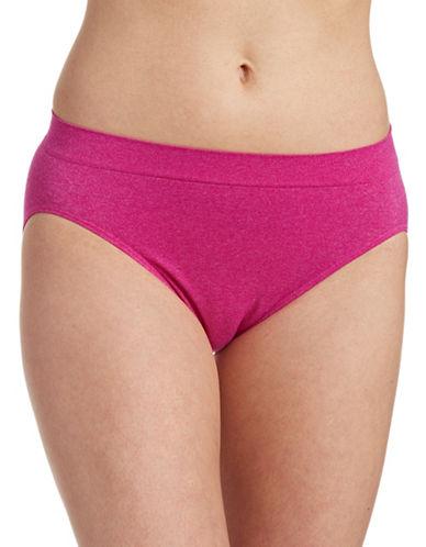 Jockey Comfies Touch Hi-Cut Underwear-FUSCHIA-7