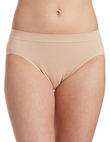 Jockey Comfies Touch Hi-Cut Underwear-NUDE-5