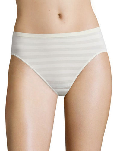 Jockey Matte and Shine Hi-Cut Briefs-SANDY SHIMMER-6