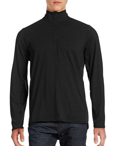 Jockey Zip Mesh Top-BLACK-Large 88608568_BLACK_Large