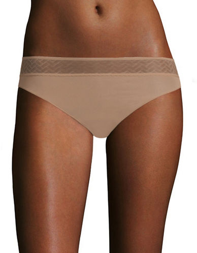 Jockey Wide Lace Waist Bikini Briefs-LIGHT-5