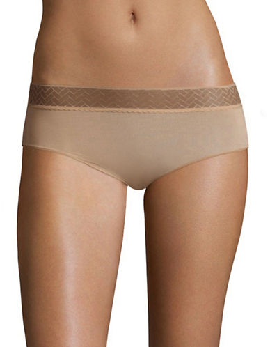 Jockey Wide Lace Waist Hipster Briefs-LIGHT-6
