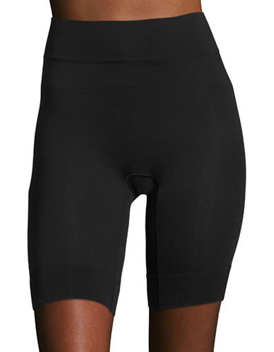 Jockey Skimmies Slip Shorts-BLACK-Medium