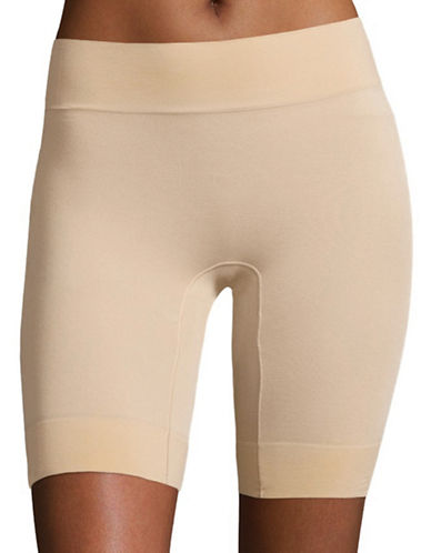 Jockey Skimmies Slip Shorts-SAND-Large
