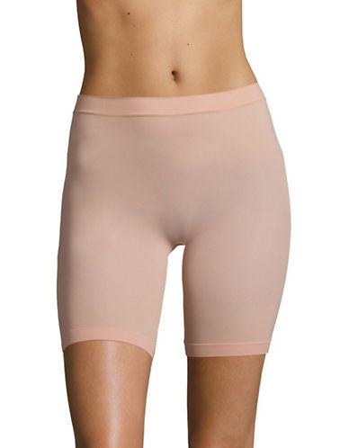 Jockey Mid-Length Skimmies Slipshorts-CREAM BLUSH-Medium