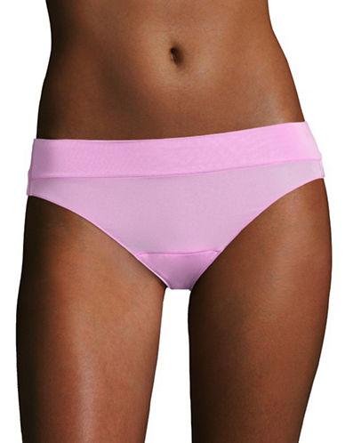 Jockey Line-Free Bikini Panty-IRIS PINK-6