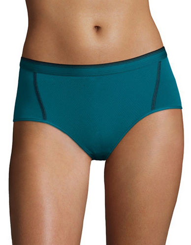 Jockey Sporties Mesh Briefs-PEACOCK-8
