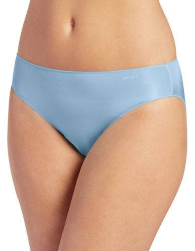 Jockey No Panty Line Bikini Briefs-LIGHT BLUE-8