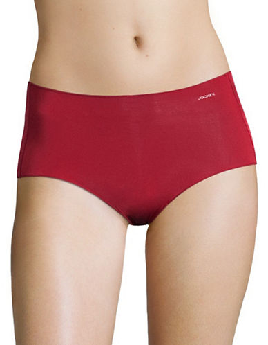 Jockey Classic Fit Hip Brief-RED-6