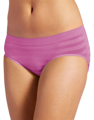 Jockey Modern-Fit Comfies Matte and Shine Seamfree Hipster-PURPLE-8