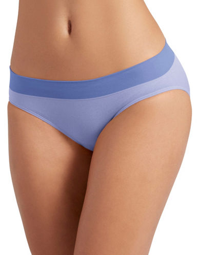 Jockey Modern Fit Bikini Briefs-PERI BLUE-7