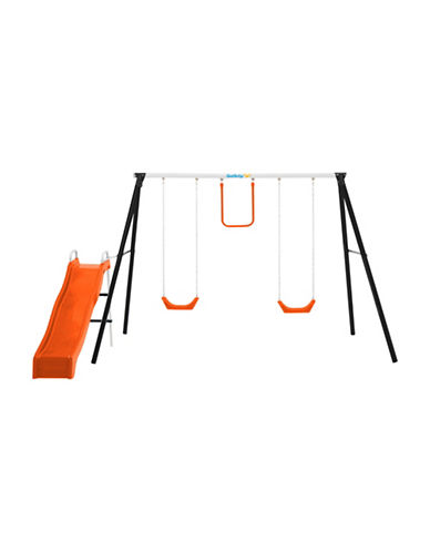 Safety 1st Bayview Swing Set-ORANGE-One Size