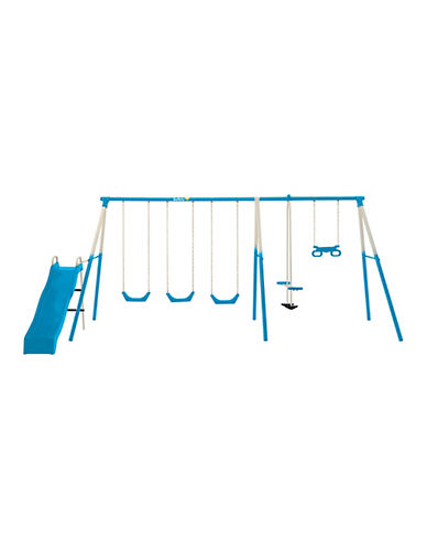 Safety 1st Summerland Swing Set-BLUE-One Size