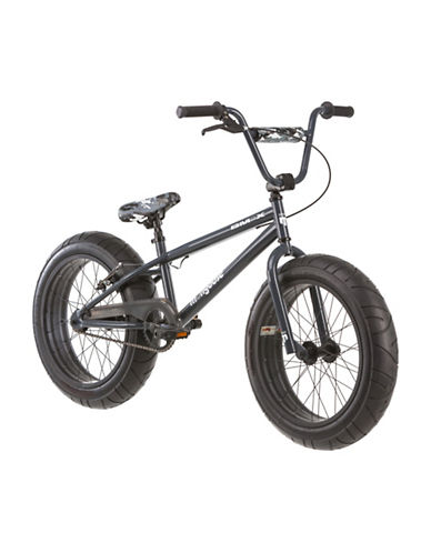 Mongoose 20in BMAX Fat BMX Bike-BLACK-One Size